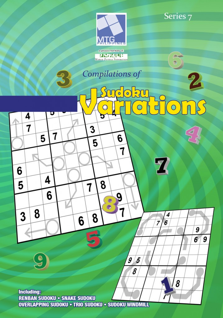 sudoku variations cover s7