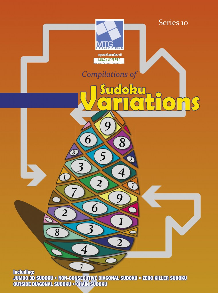sudoku variations cover series10.indd